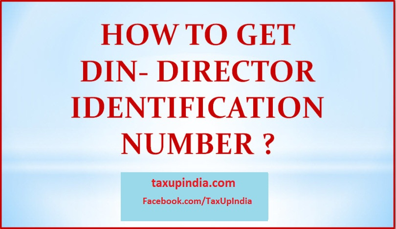 Procedure To Apply For Director Identification Number
